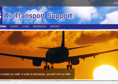 ATS – AIR TRANSPORT SUPPORT